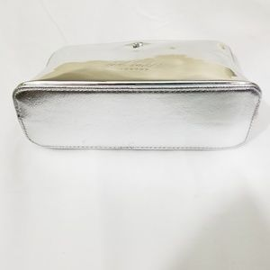 Ted Baker London Bags - Ted Baker London Mirrored Makeup Bag Silver